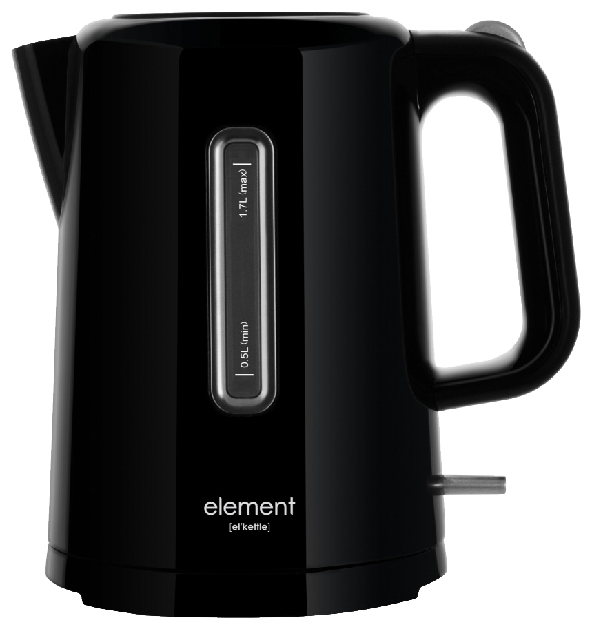 Чайник электрический Element El'Kettle WF01PB Black
