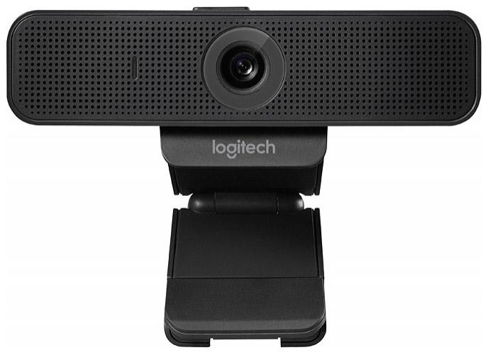 Web камера Logitech C925e Черный, 5Мп