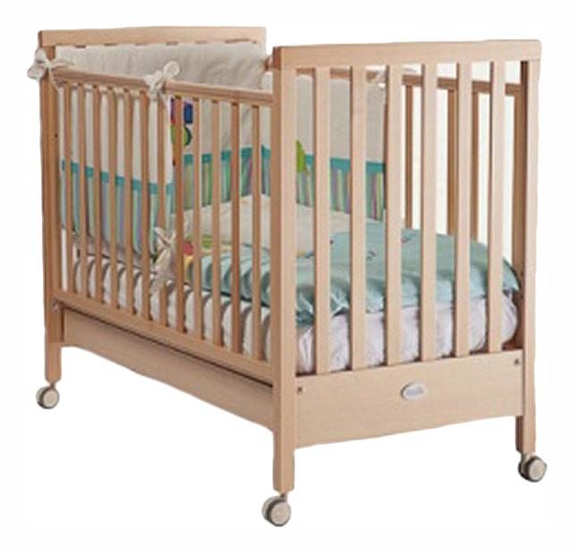 Купить Papa 125 x 65 см, слоновая кость, Кровать Feretti Papa слоновая кость, Классические кроватки