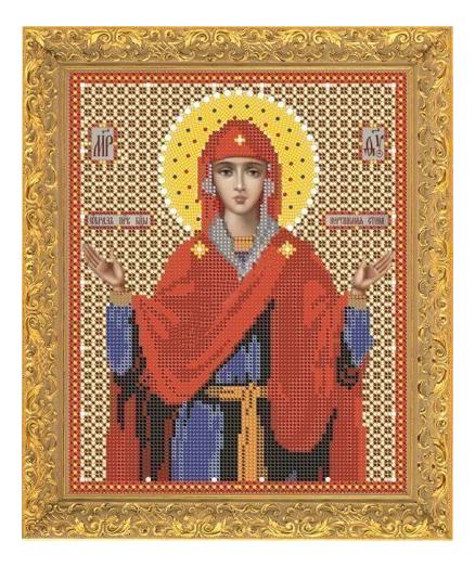 Вышивка для детей Светлица Пресвятая Богородица Нерушимая Стена фото