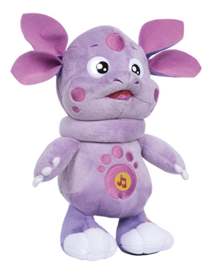 Мягкая игрушка Мульти-Пульти Лунтик и его друзья лунтик озвученный