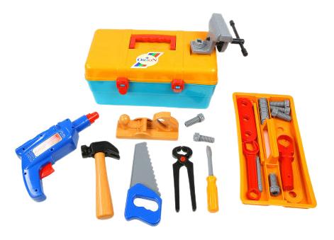 Купить Набор игрушечных инструментов Орион Маленький столяр, Orion,