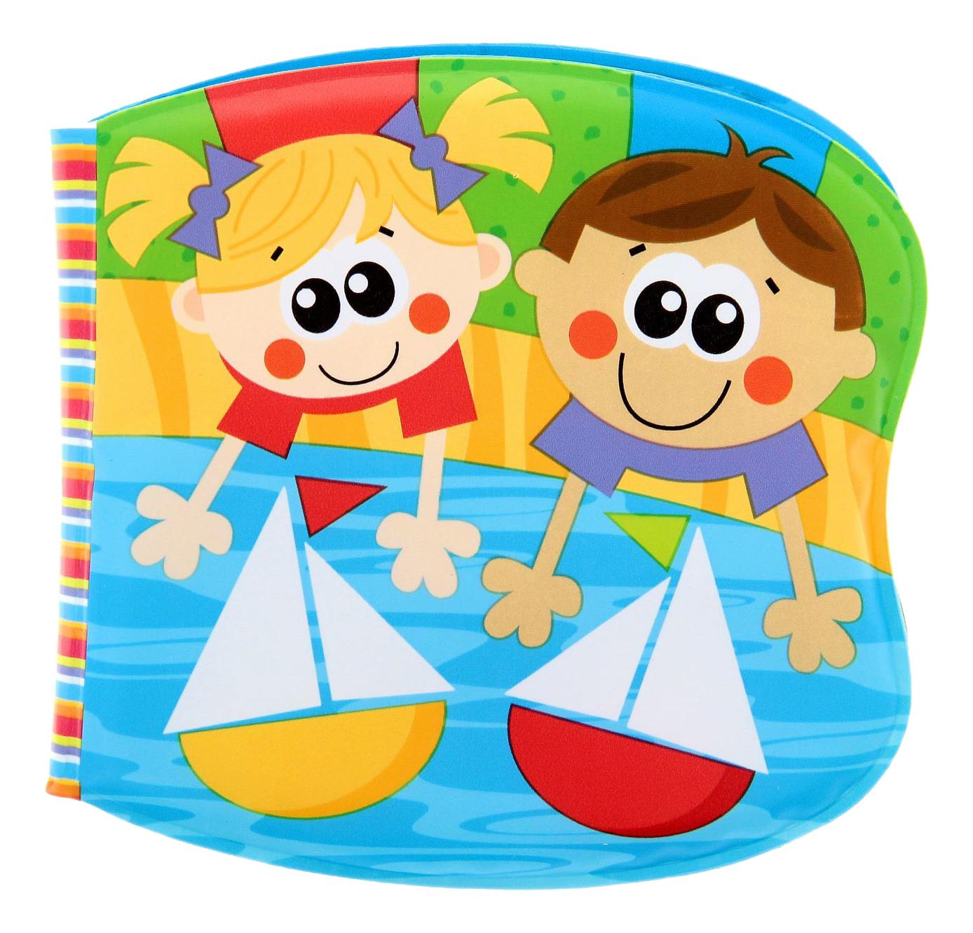 Книжка для купания Playgro Книжка
