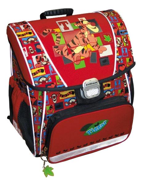 Купить Ранец Erich Krause Ранец Erich Krause Tigger Trail Optima С Эргономичной Спинкой, ErichKrause, Школьные рюкзаки для девочек