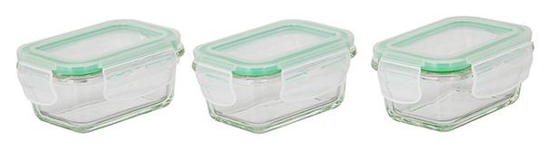 Набор контейнеров для хранения пищи Laracook 603МVmini3