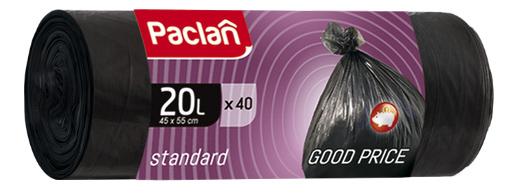 Мешок для мусора Paclan STANDART 20