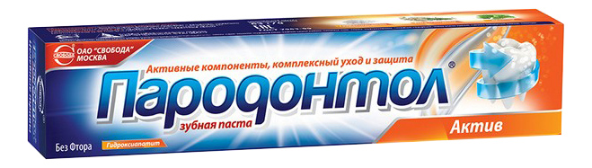 Зубная паста Пародонтол актив 63 г фото