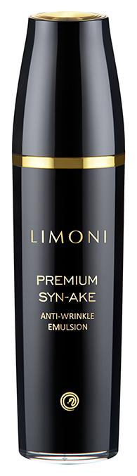Эмульсия для лица LIMONI Premium Syn-Ake Anti-Wrinkle Emulsion 120 мл фото