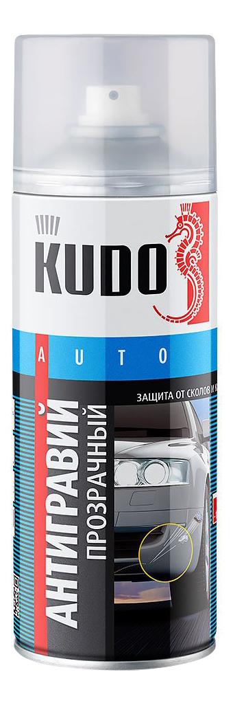 Прозрачный антигравий KUDO ,520 мл