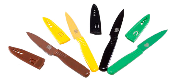 Набор ножей STAHLBERG 6835 S 48 шт