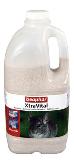Песок для купания шиншилл Beaphar XtraVital, 1,35