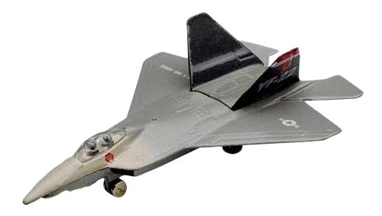 Коллекционная модель MOTORMAX YF-22 RAPTOR