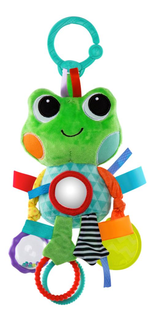 Купить Озорные друзья Лягушонок, Подвесная игрушка Bright Starts Озорные друзья лягушонок, Подвесные игрушки