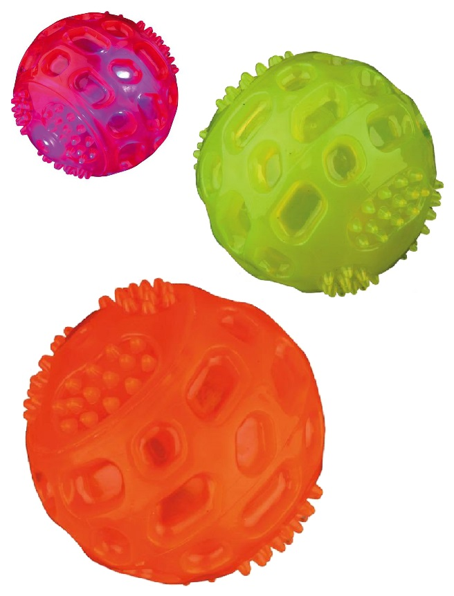 мяч для собак TRIXIE, Силикон, 33643