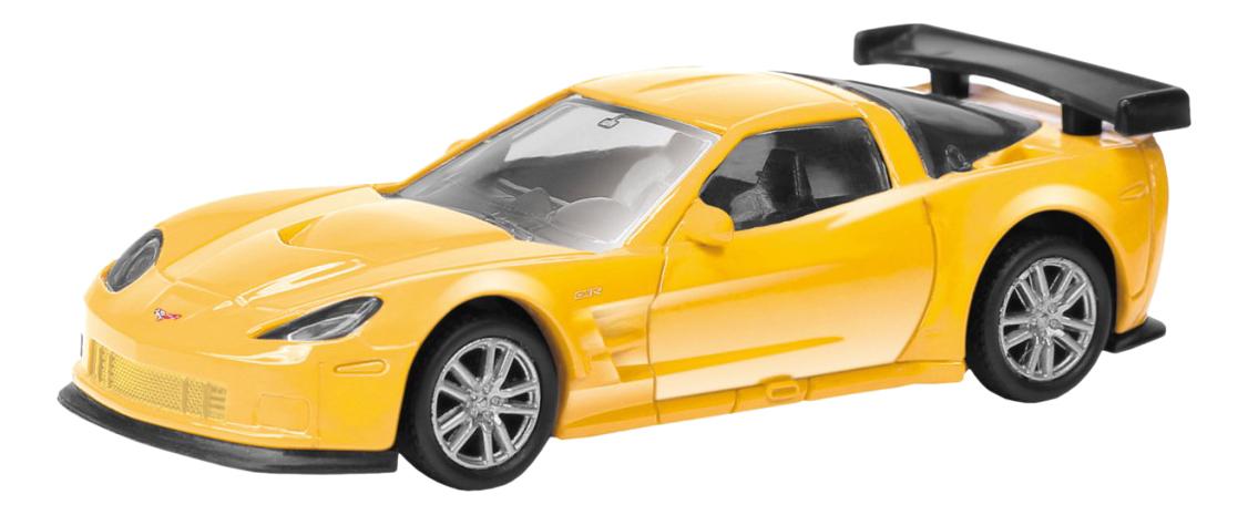 Купить Коллекционная модель Chevrolet Corvette C6 RMZ City 344005 1:64, Игрушечные машинки