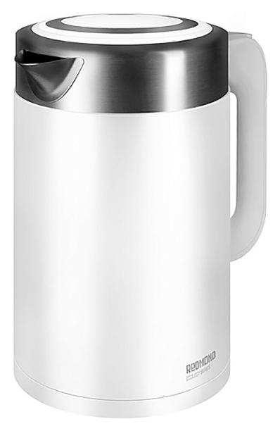 Чайник электрический Redmond RK M129 White/Silver
