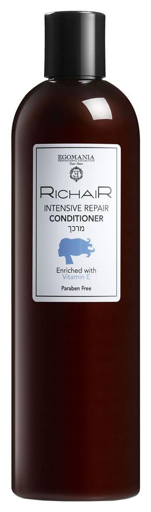 Кондиционер для волос Egomania Richair Для восстановления с витамином E 400 мл