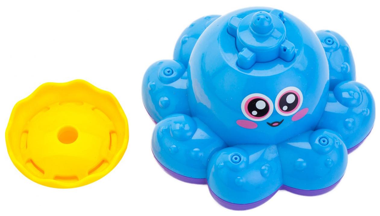 Игрушка для купания Bradex Фонтан-осьминожка DE 0225 фото