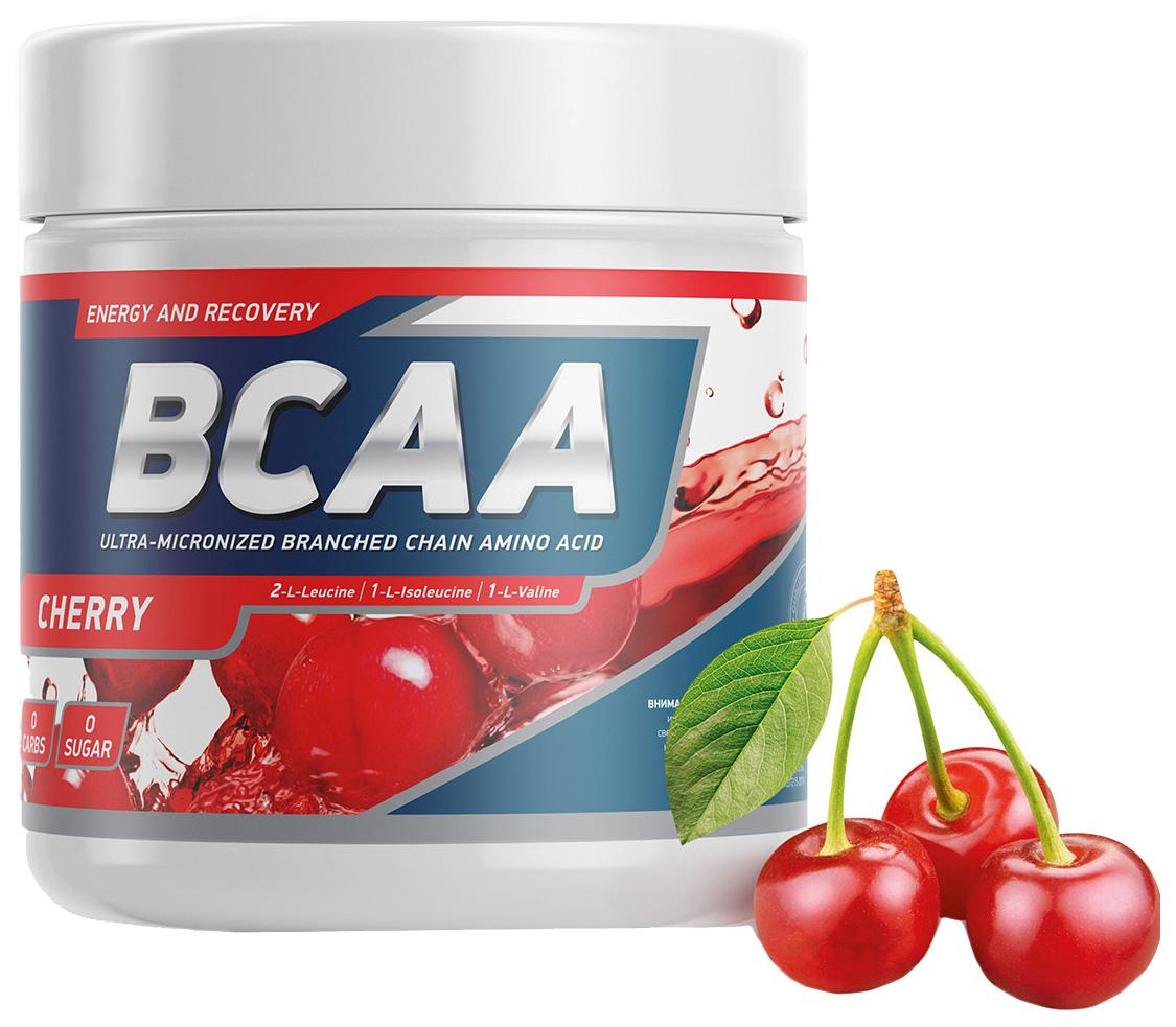 GeneticLab Nutrition BCAA 250 г вишня
