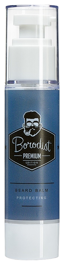 Бальзам для бороды Borodist Premium Защитный
