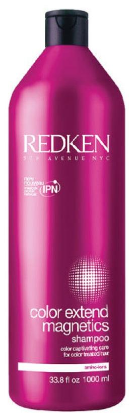 Купить Шампунь Redken Color Extend Magnetics 1 л, Color Extend Magnetics Shampoo