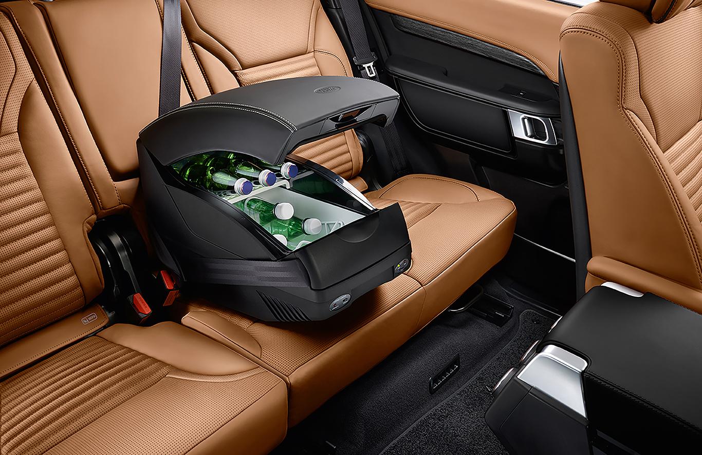 Автохолодильник Land Rover Center Armrest Cooler/Warmer