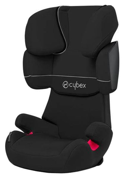 Детское автокресло Cybex Solution X Pure Black