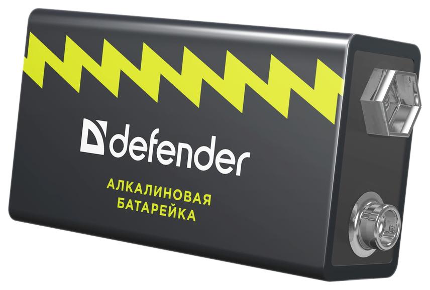 Батарейка Defender 6LR61 1B 1 шт