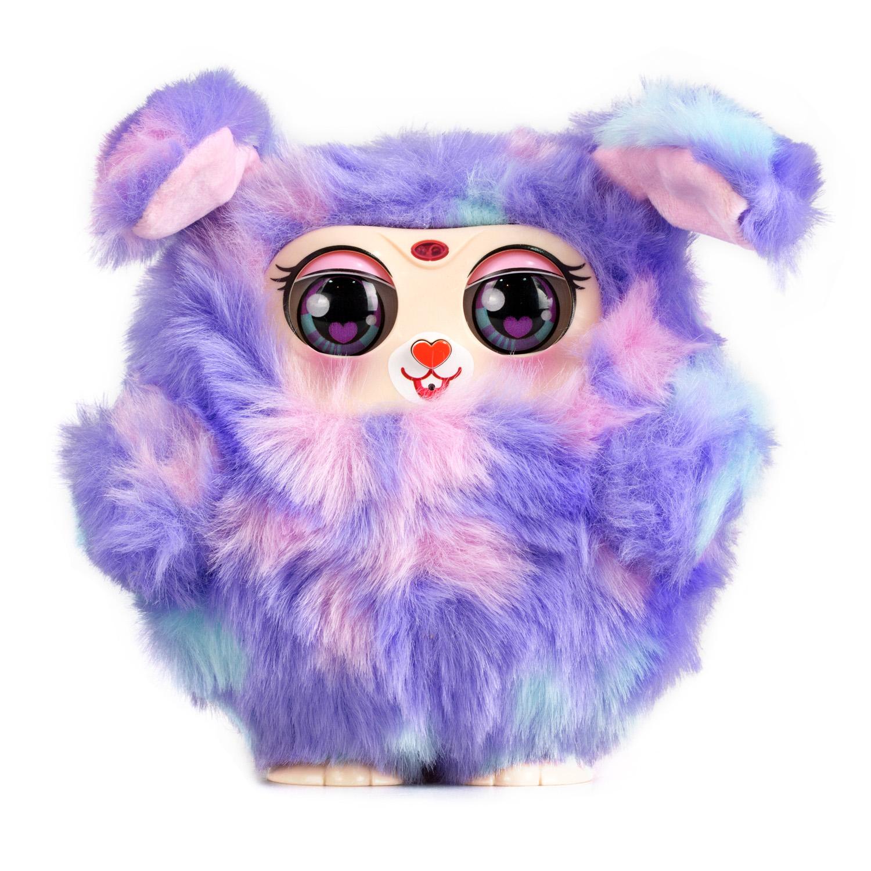 Интерактивная игрушка Mama Tiny Furry Lilac 83683_4 Tiny Furries