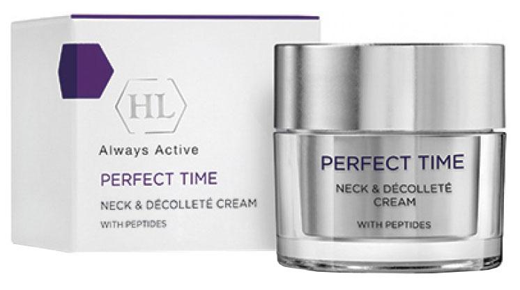 Купить Крем для зоны декольте Holy Land Perfect Time Neck & Decollete Cream 50 мл