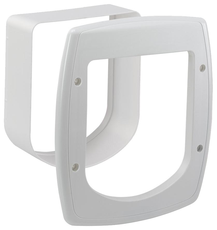 Туннель для животных Ferplast Swing Microchip, белый,