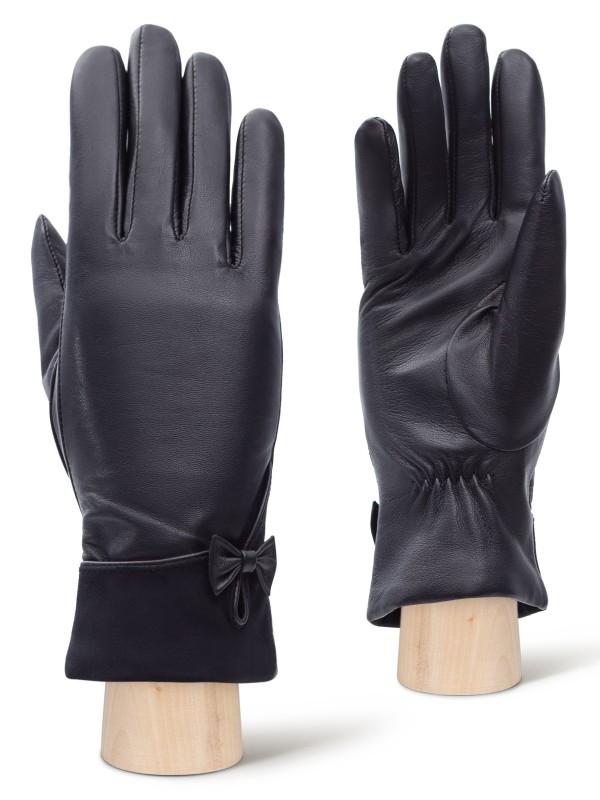 Перчатки женские Labbra LB-0303 черные 7 фото
