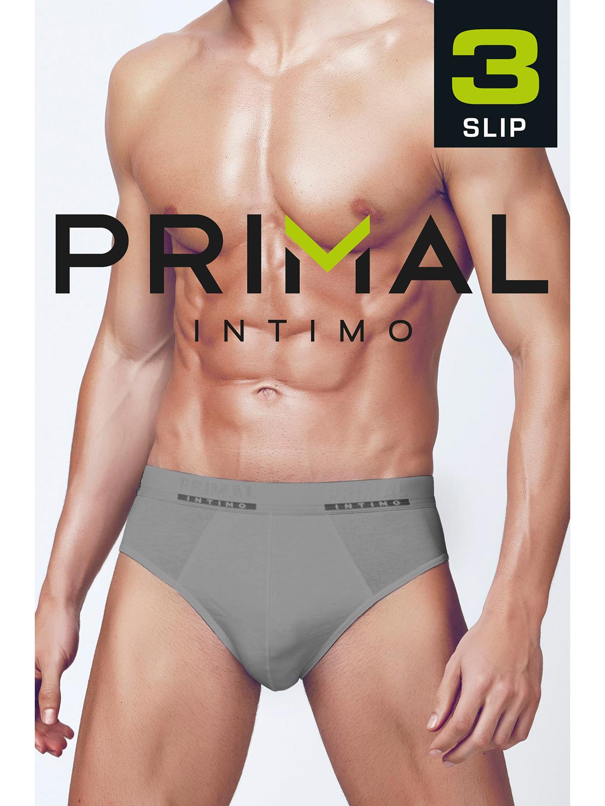 Трусы мужские мужские Primal белые XL