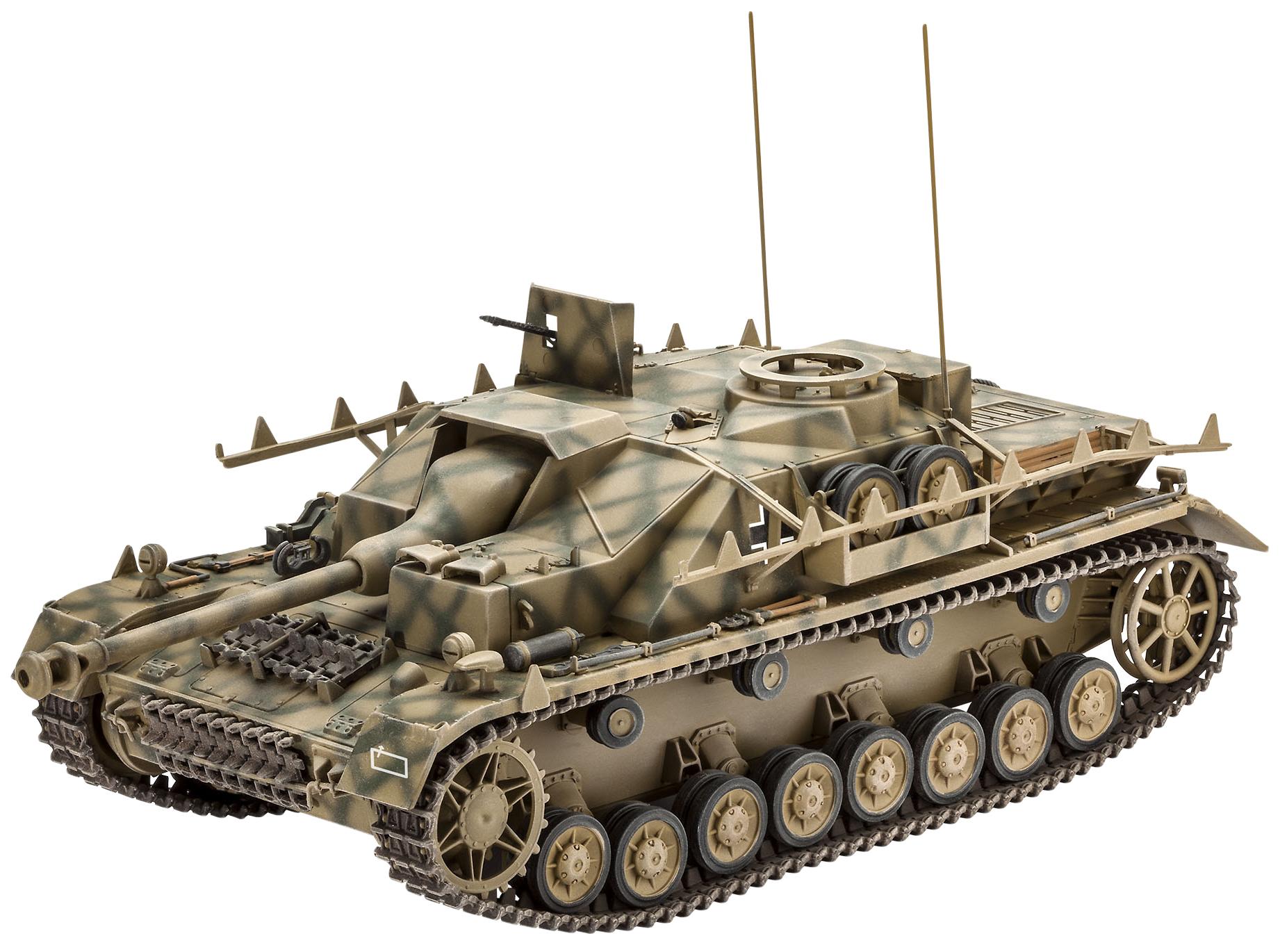 Купить Сборная модель самоходно-артиллерийской установки Sd.Kfz. 167 StuG IV, 1:35 Revell, Модели для сборки