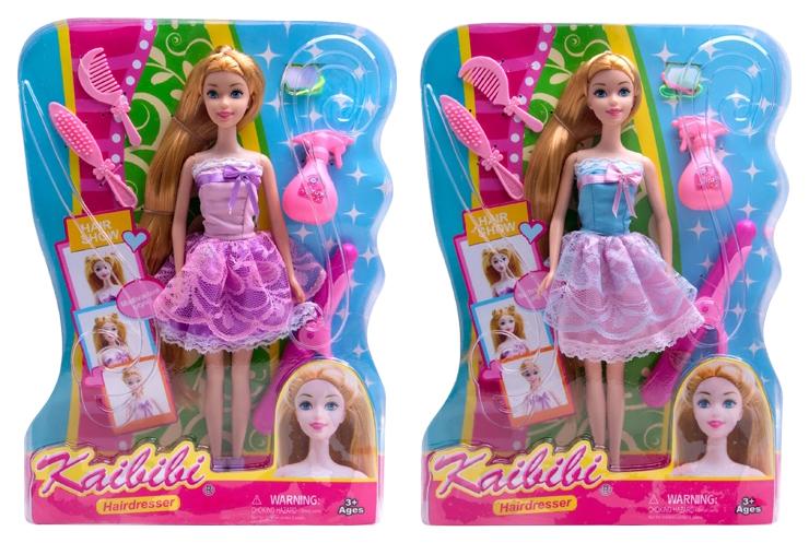 Купить Кукла в ажурном платье, с аксессуарами Shantou, Shantou Gepai, Классические куклы