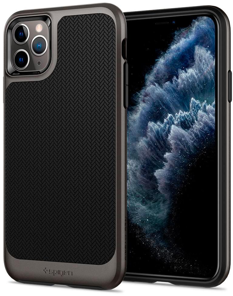 Чехол Spigen Neo Hybrid 077CS27243 для iPhone 11 Pro Gunmetal