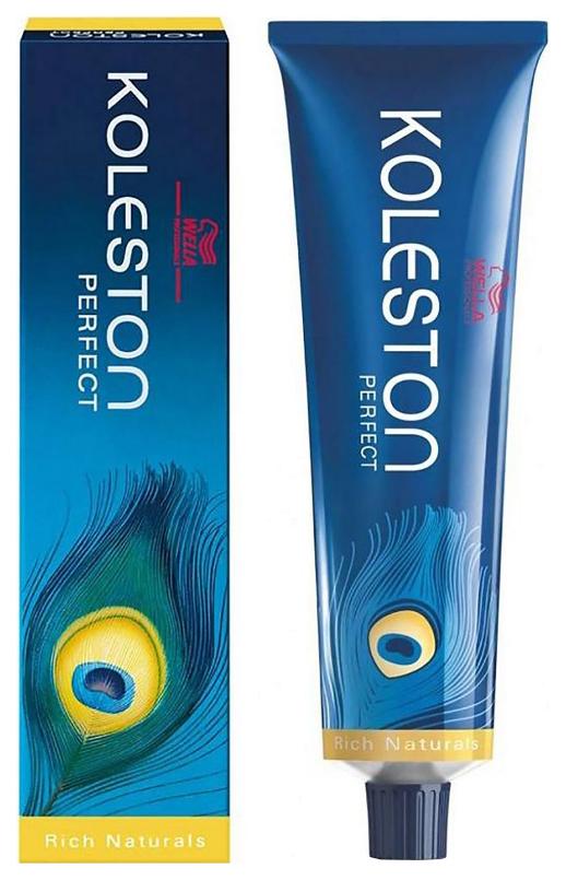 Краска для волос Wella Koleston Perfect Rich Naturals 10/86 Саламанка 60 мл