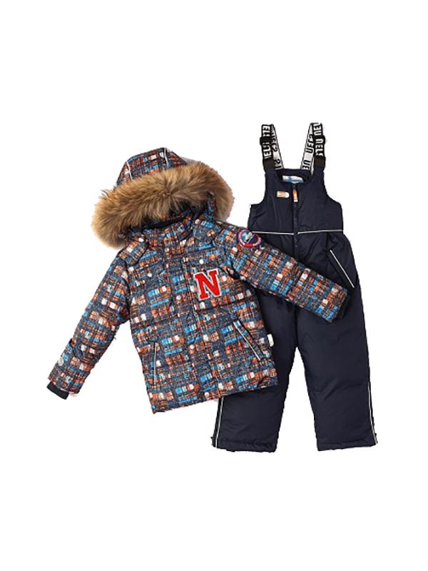 Комплект верхней одежды Nels, цв. синий