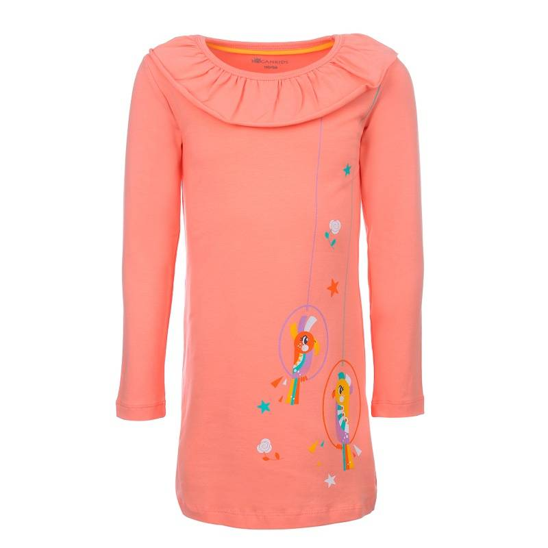 Купить Платье KOGANKIDS, цв. персиковый, 92 р-р, Детские платья и сарафаны