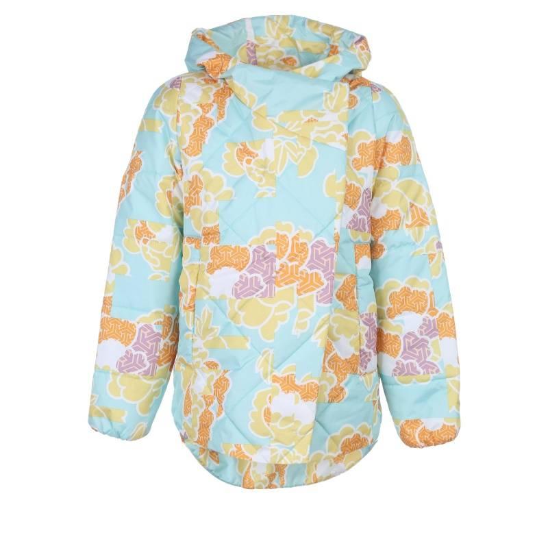 Купить 4075, Куртка Хокку Emson, цв. голубой, 158 р-р, Куртки для девочек