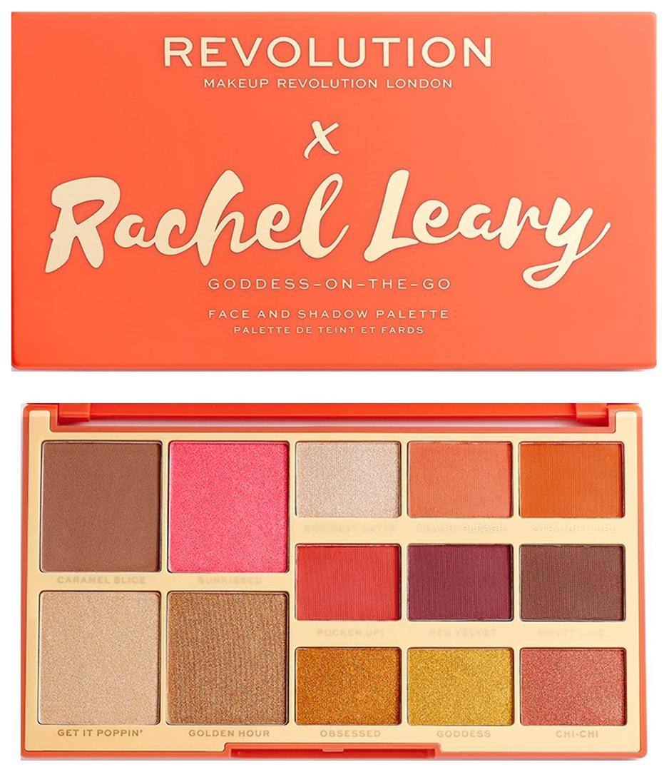 Набор для макияжа Makeup Revolution Rachel Leary