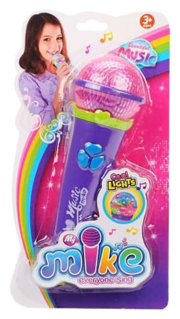 Купить Интерактивная игрушка Наша игрушка Микрофон в ассортименте, Интерактивные игрушки