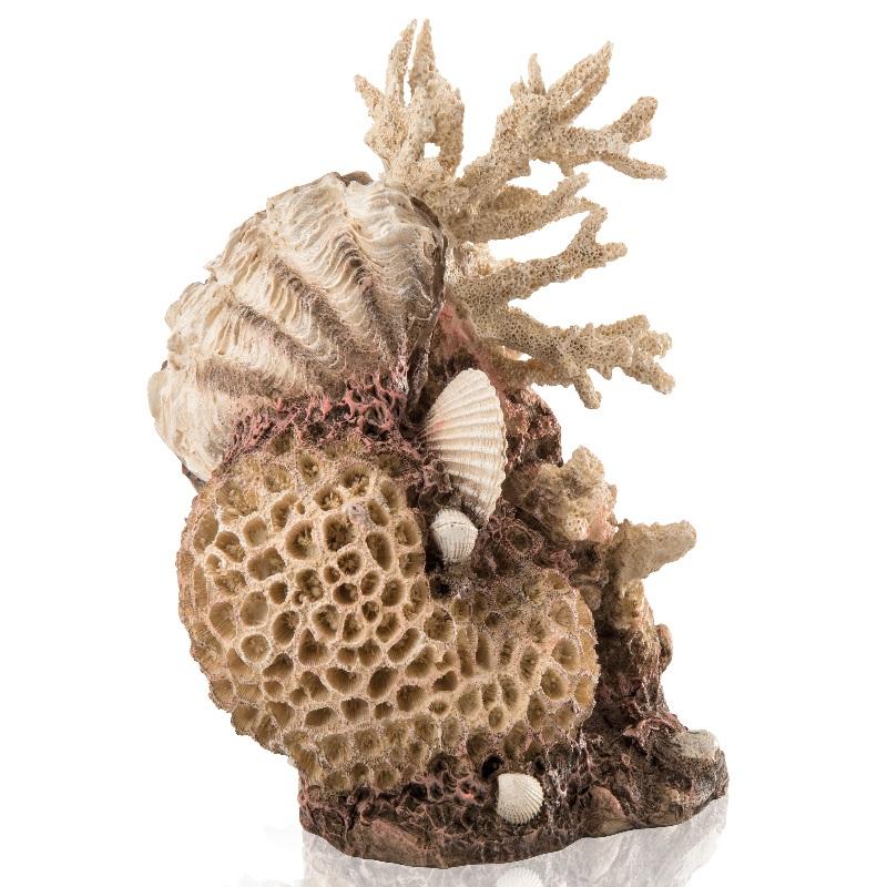 Искусственный коралл biOrb Coral shells ornament natural,
