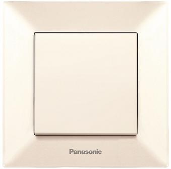 Выключатель Panasonic Arkedia WMTC0001-2BG-RES