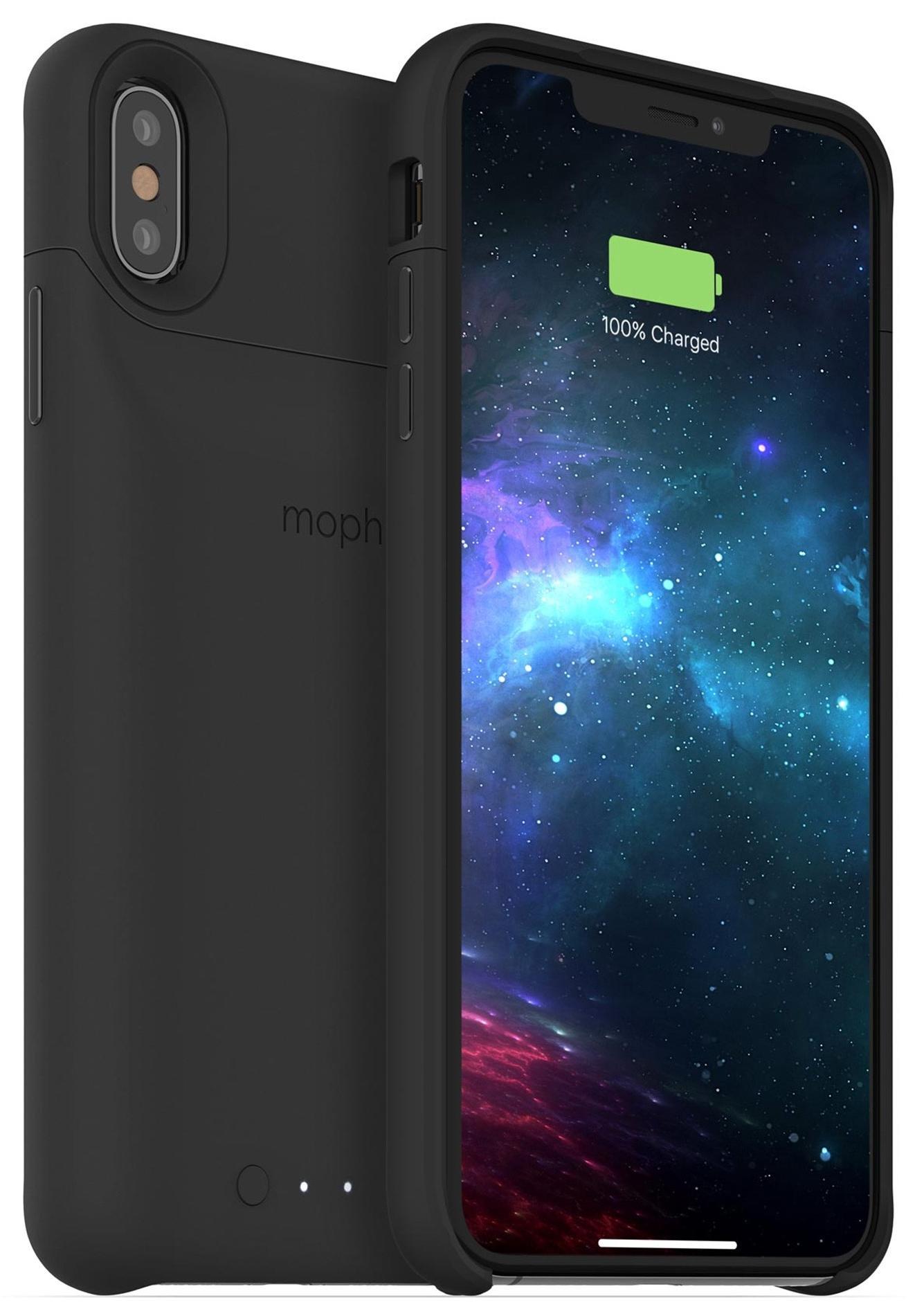 Чехол-аккумулятор Mophie Juice Pack Access для iPhone Xs Max Black