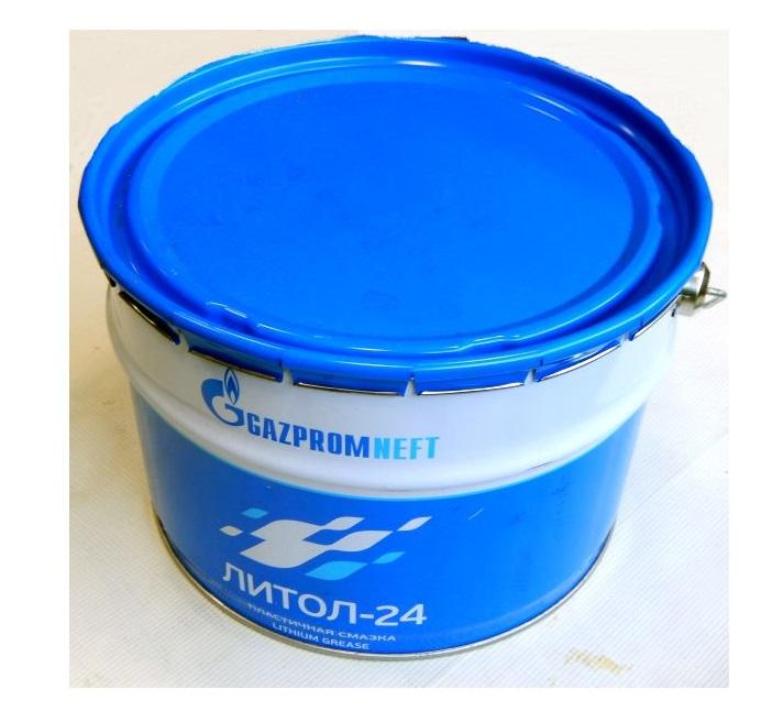 Смазка Gazpromneft Литол вед.лит.10л (8кг)