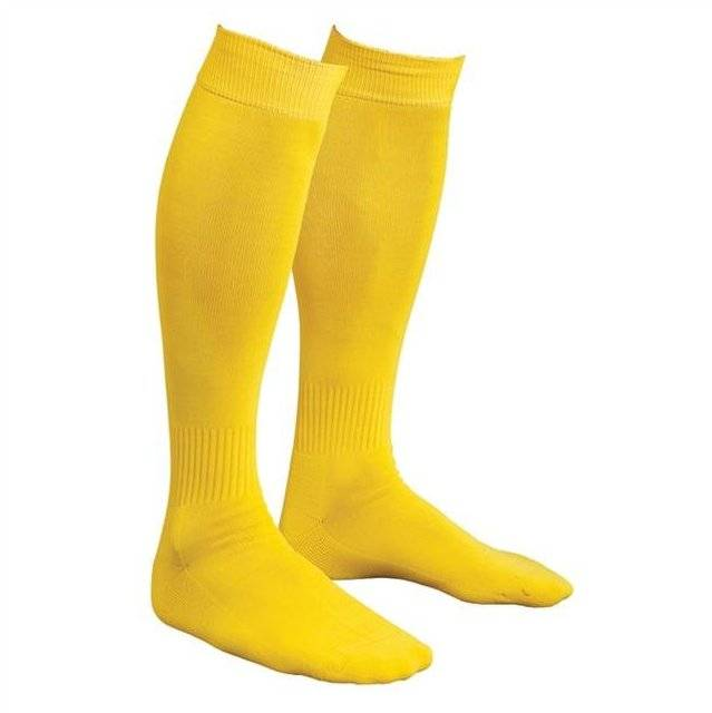 Гольфы футбольные С003 желтые 43 45 RU