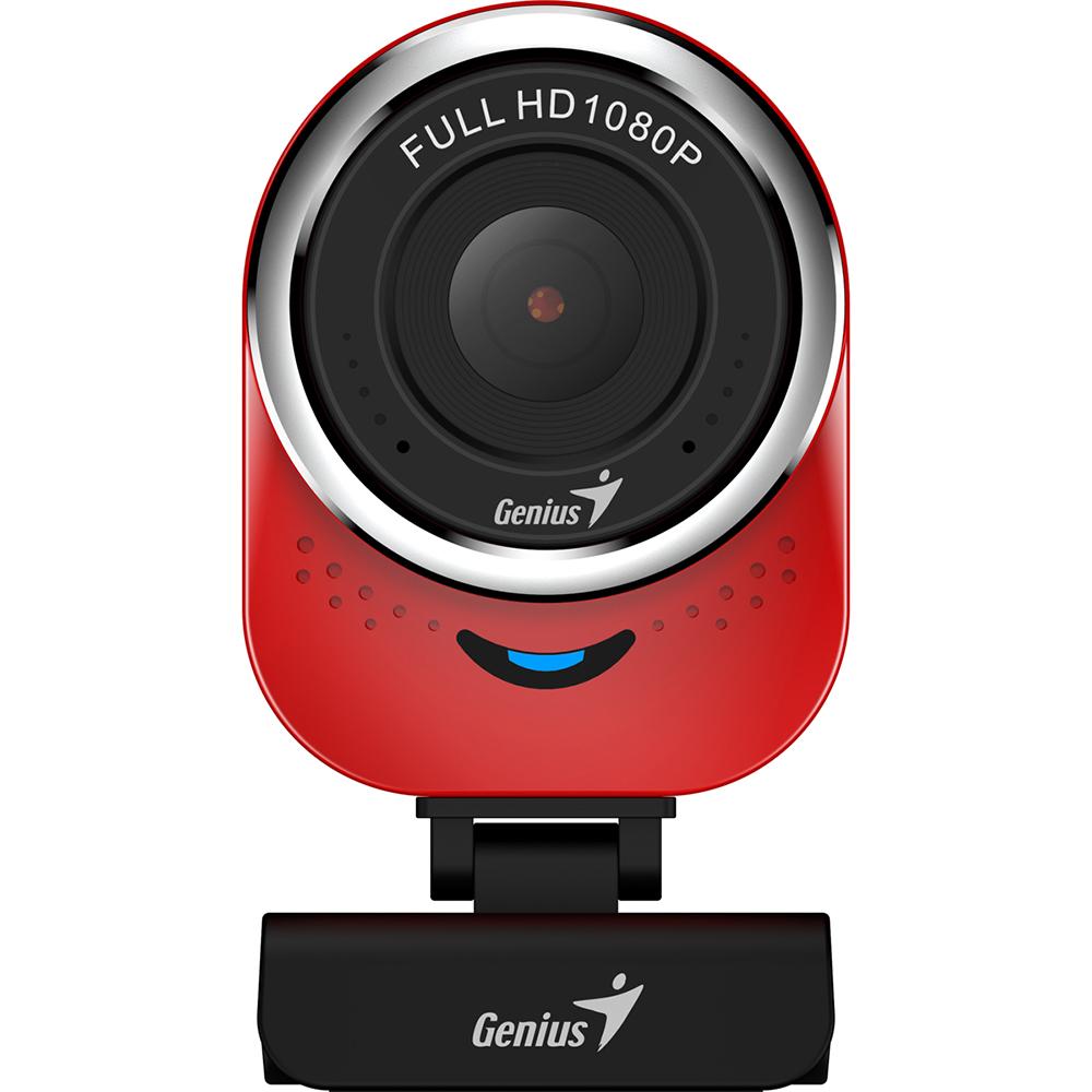 Веб Камера Genius QCam 6000 Red