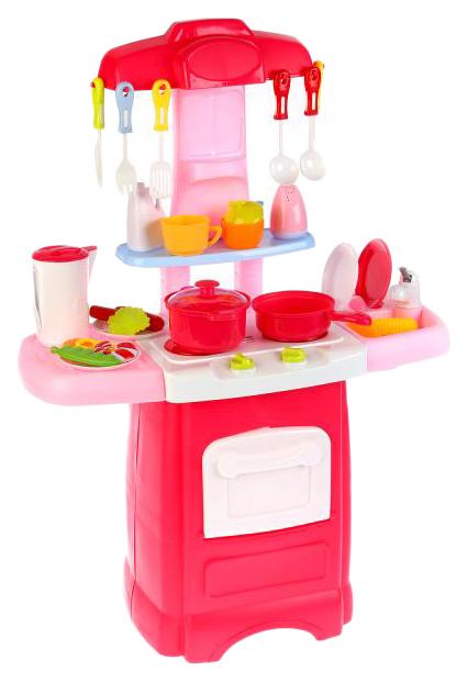 Купить Игровой набор Beibel Kitchen set 889-120 45 см 30 предметов, Shantou gepai, Детская кухня