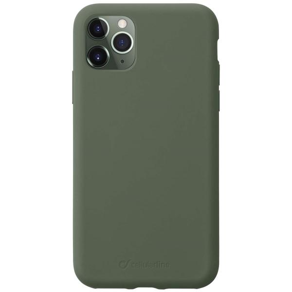 Чехол Cellular Line Sensation для Apple iPhone 11 Pro Green
